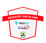 MediaTRY DAR Alarm