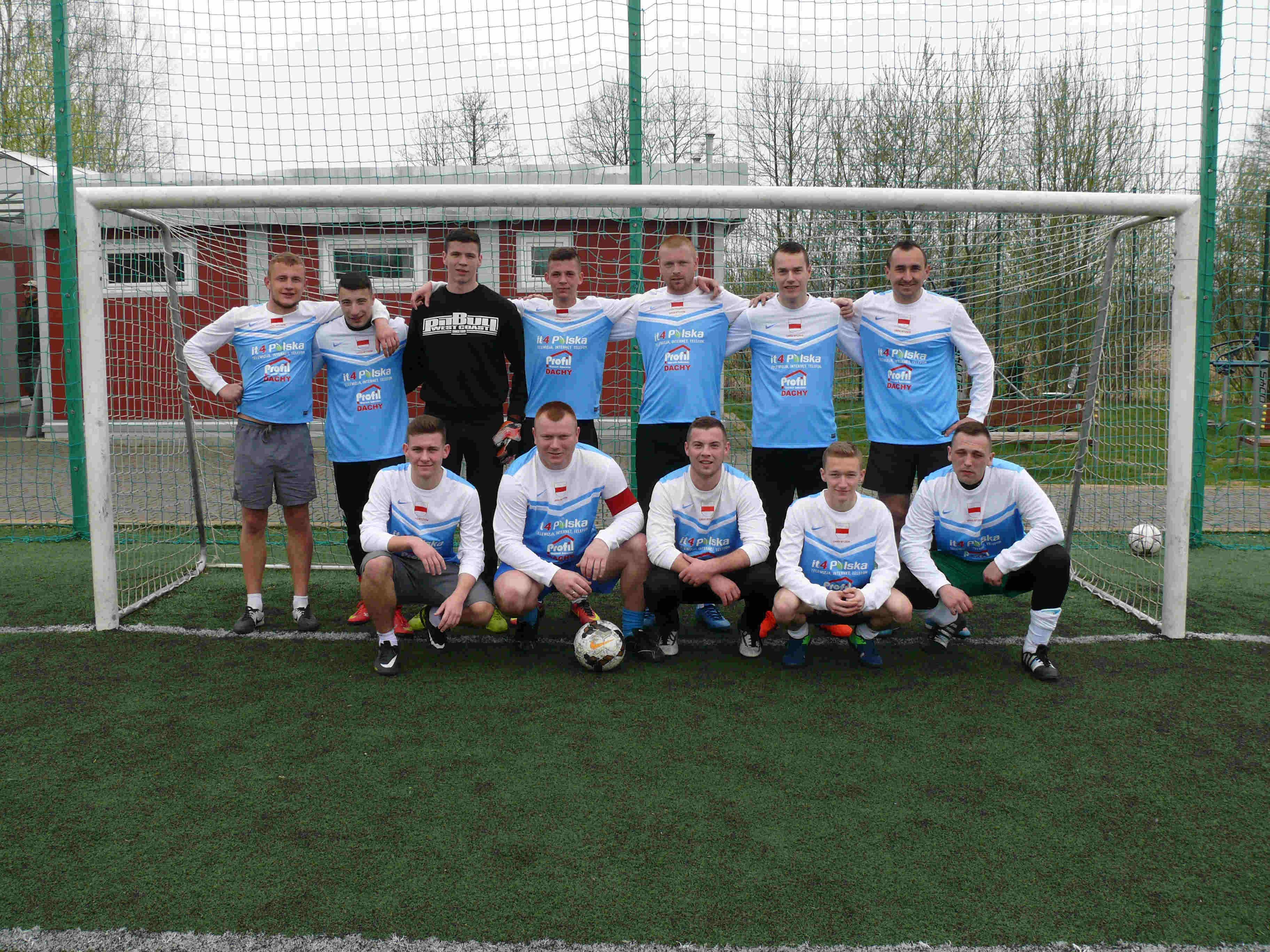 FC Tulewo - zespół 1 ligi