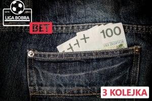 LIGOWY TYPER - LIGA BOBRA BET 3 KOLEJKA